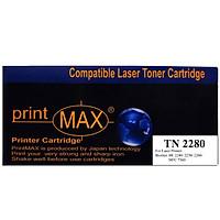 Hộp mực PrintMax dành cho máy in Brother TN 2280 - Hàng Chính Hãng