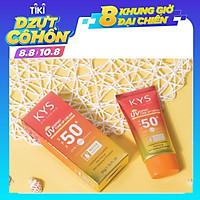 Kem chống nắng nâng tông SPF50+/PA+++ KYS UV Expert Tone Up Cream