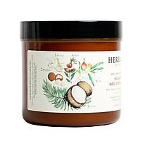 Kem ủ tóc từ 5 loại dầu siêu chất dành cho tóc Herbario 500ml