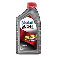 Nhớt Mobil Super 5000 SAE 10W40 946ml