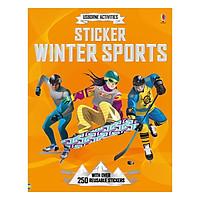 Usborne Sticker Winter Sports