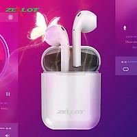 Tai nghe bluetooth Zealot không dây hàng chính hãng có thể kết nối đơn và đôi, cho âm thanh sắc nét + thiết kết nhỏ gọn và đẹp mắt