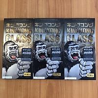 Kính Cường Lực iPhone 12 Series KINGKONG 3D Full Màn Trong Suốt - Hộp Sắt Cao Cấp - Chính Hãng WK