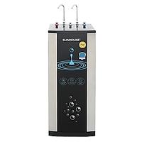 Máy lọc nước RO nóng nguội lạnh Sunhouse SHR76210CK 10 lõi - Hàng chính hãng (chỉ giao HCM)