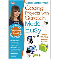 Sách - Coding Projects with Scratch Made Easy Ages 8-12 Key Stage 2
