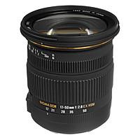 Ống Kính Máy Ảnh Sigma 17-50mm f/2.8 EX DC OS HSM For Canon - Hàng Nhập Khẩu