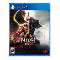 Đĩa Game PS4 Nioh 2 Hệ US - Hàng Nhập Khẩu