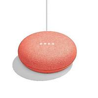 Loa thông minh tích hợp Google Home Mini - Coral - Hàng Nhập Khẩu