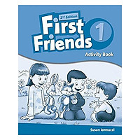 First Friends 1: Activity Book