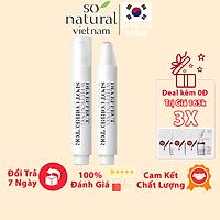Thanh Lăn Dia Effect Whitening Spot Corrector 10ml Chính Hãng So Natural ( Tặng Sample Red Peel Hoặc Sample Silk Collagen)