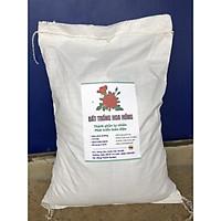 Đất trồng hoa hồng cao cấp, Giá thể hữu cơ cao cấp dùng cho Hoa Hồng, Cây Cảnh, Rau sạch (Bao 5kg)