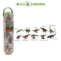Bộ hình thu nhỏ: Khủng Long 1 - CollectA Box of Mini Dinosaur - 1, hiệu: CollectA, mã HS 9655070[A1101] -  Chất liệu an toàn cho trẻ - Hàng chính hãng
