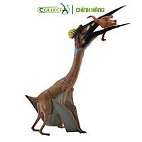 Mô hình thu nhỏ: Khủng Long Quetzalcoatlus  - Quetzalcoatlus with Prey, hiệu: CollectA, mã HS 9654110[88655] -  Chất liệu an toàn cho trẻ - Hàng chính hãng