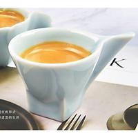 Tách cà phê bằng sứ Brewista – hình lá