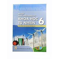 Bài Tập Phát Triển Năng Lực Khoa Học Tự Nhiên Lớp 6