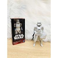 Đồ chơi mô hình trang trí nhân vật Star Wars - Snowtrooper