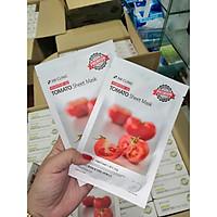 Combo 10 Miếng Mặt nạ Cà Chua 3W Clinic Essential Up Tomato 25ml x10