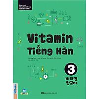 Vitamin Tiếng Hàn 3 (Học Kèm App: MCBooks Application) (Quà Tặng: Bút Animal Kute')