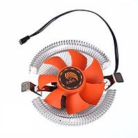 Quạt tản nhiệt CPU, Fan Cpu máy tính bàn dùng cho Socket 775, Socket 1150, Socket 1155, Socket 1156 LGA775 1155 AMD AM2 AM3 754