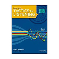 Tactics for Listening Expanding Student Book 3Ed