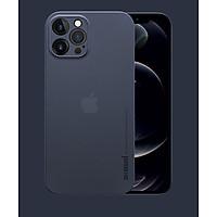 Ốp lưng lụa dành cho iPhone 13 Pro/ 13 Pro Max chính hãng siêu mỏng 0.3mm bảo vệ camera - Hàng Nhập Khẩu