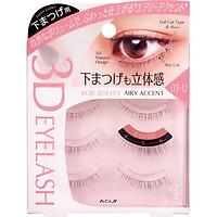 Lông mi giả Koji  3D Eyes 01-U Airy Accent (dùng cho mi dưới)