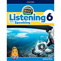Oxford Skills World 6 Listening with Speaking Student's Book / Workbook
