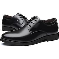 Giày nam da bò thật công sở cao cấp mã 8866