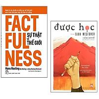 Combo Được Học + Factfulness - Sự Thật Về Thế Giới (Bộ 2 Cuốn)