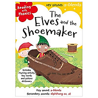 The Elves and the Shoemaker (Reading with Phonics) Hardcover