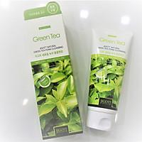 Sữa Rửa Mặt Trà Xanh Jigott Natural Green Tea Foam Cleansing