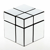 Trò chơi ảo thuật : Rubik 2x2 Gương Bạc