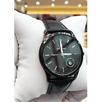 Đồng hồ nam Sunrise DM784SWA-001 [Full Box] - Kính Sapphire, chống xước, chống nước - Dây da cao cấp