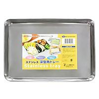 Khay Inox Echo Chữ Nhật 0321-431 Nhật Bản