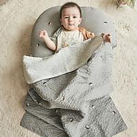 Bộ chăn gối chống trào ngược Rototo bebe nhập khẩu Hàn Quốc khắc phục tình trạng trào ngược dạ dày hiệu quả