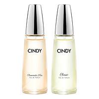 Bộ nước hoa Cindy 30ml (Classic + Passionate Kiss)