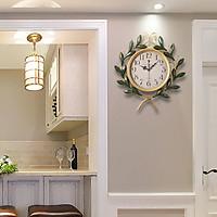 Đồng hồ treo tường cao cấp - Đồng hồ trang trí độc đáo cho phòng khách