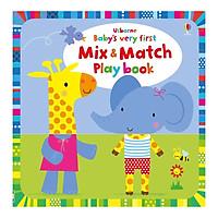Usborne Baby's Very First Mix & Match Playbook
