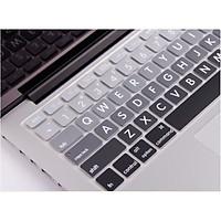 Miếng phủ phím TPU/Silicon JRC dành cho Macbook đủ dòng - Hàng nhập khẩu