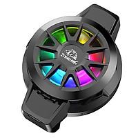 Quạt Tản Nhiệt Điện Thoại ZIYOULANG Z1 Có Sò Lạnh Dùng Cho Game Thủ Led RGB - Hàng Chính Hãng