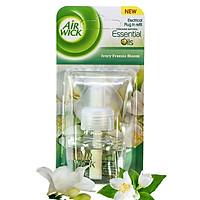 Lọ tinh dầu thiên nhiên Air Wick Ivory Freesia Bloom 19ml QT016820 - lan trắng nam phi