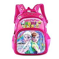Balo học sinh cấp 1, nhiều hình dễ thương cho bé gái, HAMI b1h2033 - hàng chính hãng, Hàng Việt Nam Chất lượng cao.