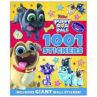 Disney Junior - Puppy Dog Pals: 1001 Stickers (1001 Stickers Disney)