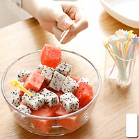 Bộ nĩa xiên trái cây hình các con vật dưới đại dương - Hàng nội địa Nhật