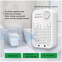 Máy khử mùi tạo Ion nhà cửa công nghệ Nhật Bản  JapanTech Breathing in Nature