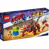 Lego 70827 - Ultrakatty đại chiến Dũng Sĩ Lucy