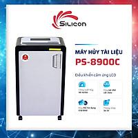 Máy Hủy Tài Liệu Silicon PS-8900C - Chính hãng