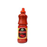 Tương ớt Mường Khương 500ml, Đặc sản Lào Cai, vị cay truyền thống, sản xuất thủ công, không chất bảo quản, phụ gia, hóa chất