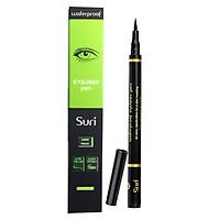 Bút Kẻ Mắt Nét Siêu Mảnh Không Trôi Suri Waterproof Eyeliner Pen