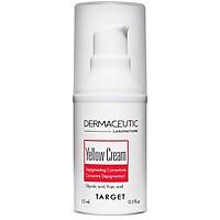 Kem giúp làm mờ đốm nâu, nám điểm Dermaceutic Pháp - Yellow Cream